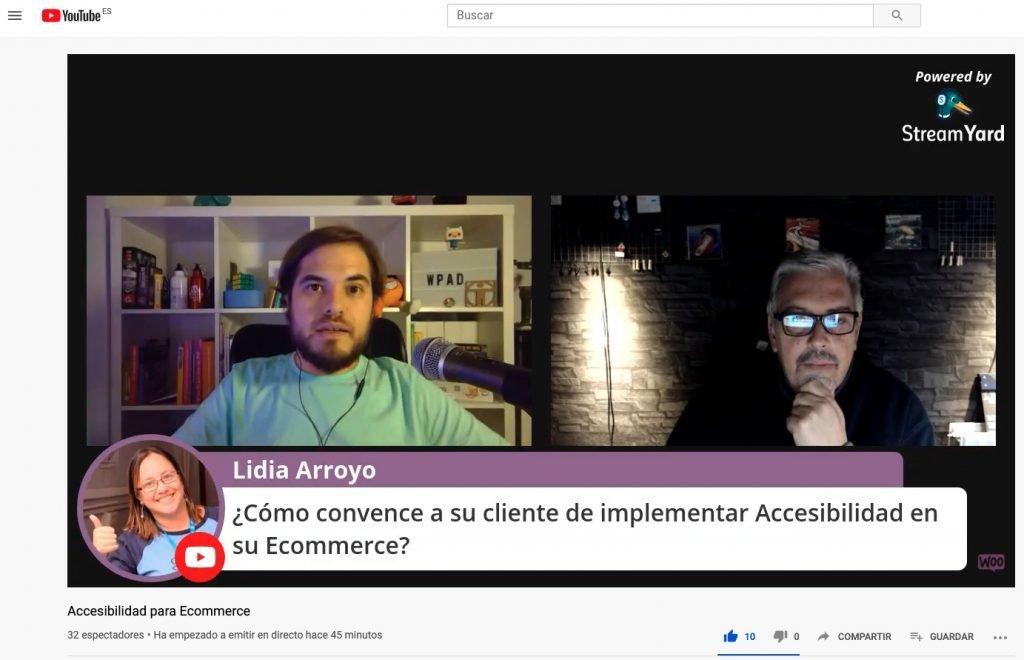 Accesibilidad en WooCommerce 4